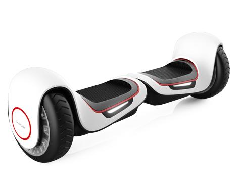 电动平衡车外观结构设计