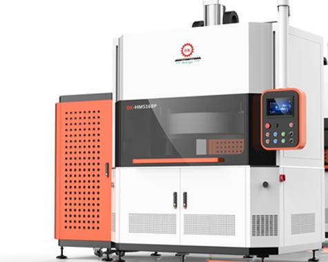 德科塑胶机械扫光机外观设计