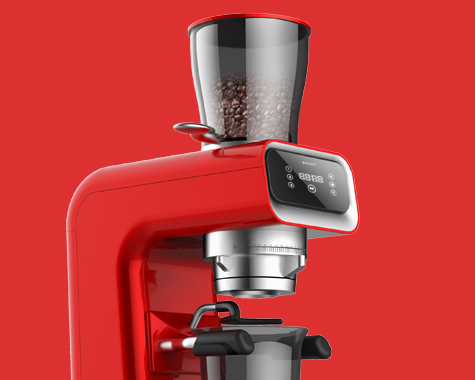 咖啡研磨机外观结构设计
