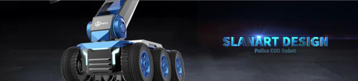 警用防爆机器人